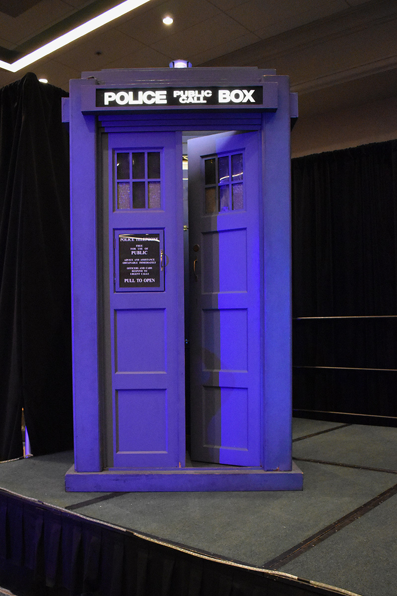 Gallifrey One 2020 TARDIS_1200