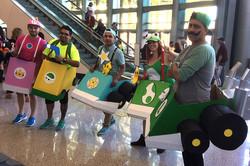 WonderCon 2015 Mario Kart cosplay.jpg