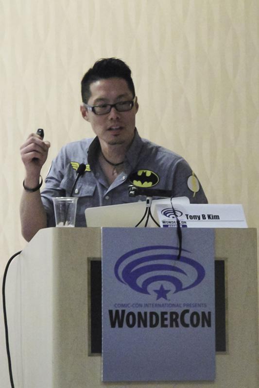 WonderCon 2015 Tony B KimACR.JPG