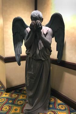 Gallifrey One 2018 Weeping Angel Cosplay_800