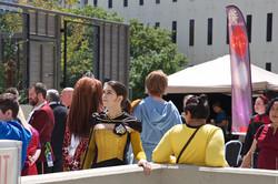 Dragon Con 2017 Star Trek cosplay