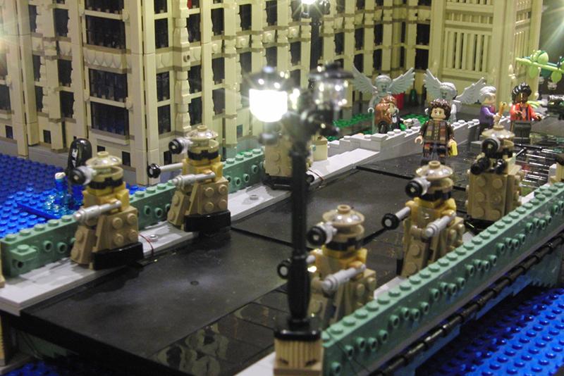 CONsole Room 2017_Legos Daleks_800