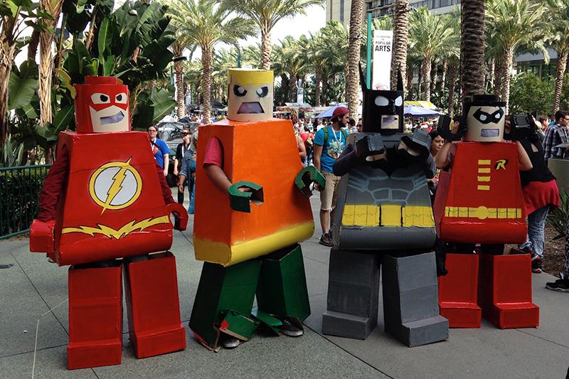 WonderCon 2015 Lego Superhero Cosplay.jpg
