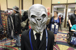 Gallifrey One 2018 The Silence cosplay_PSE_800