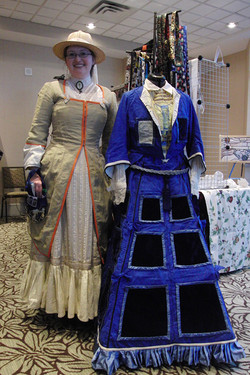 CONsole Room 2017_Doctor Who Dresses_800