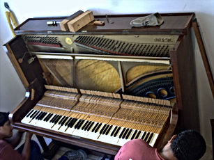 Piano Installation