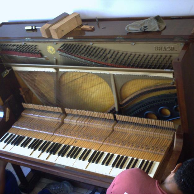 Μεταφορά πιάνου!