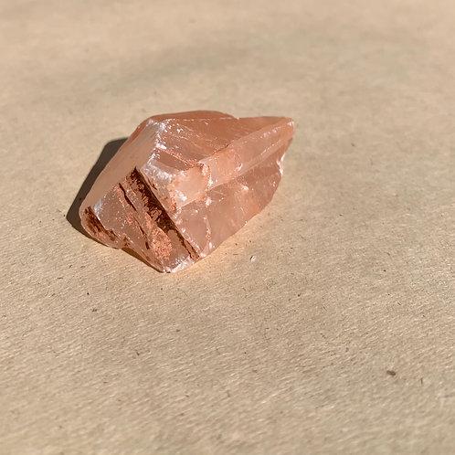 Orange Calcite - S