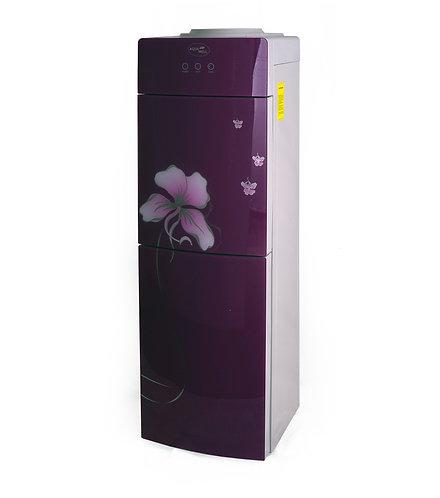 Кулер Aqua Well 2-JX-1 ПК Фиолетовый (стекло) с компрессорным охлаждением