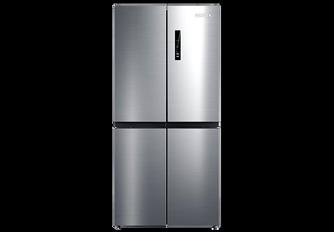 Холодильник Centek CT-1755 Inox NF INVERTER