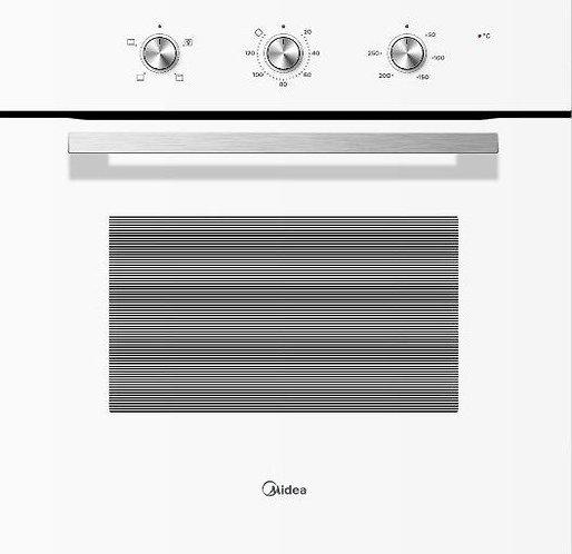 Духовой шкаф электрический MIDEA MO23001GW бел.