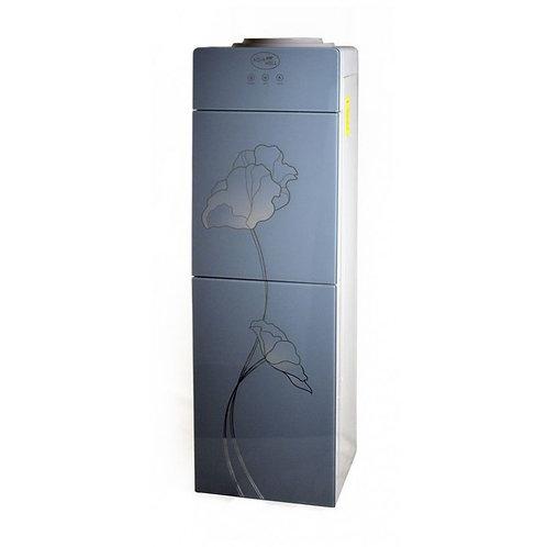 Кулер Aqua Well 2-JX-1 ПК серебрянный с компрессорным охлаждением