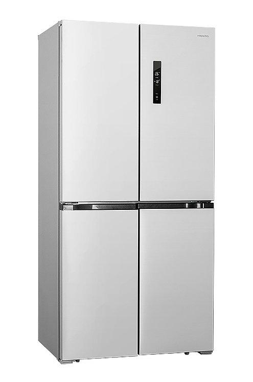 Холодильник HIBERG RFQ-490DX NFW inverter