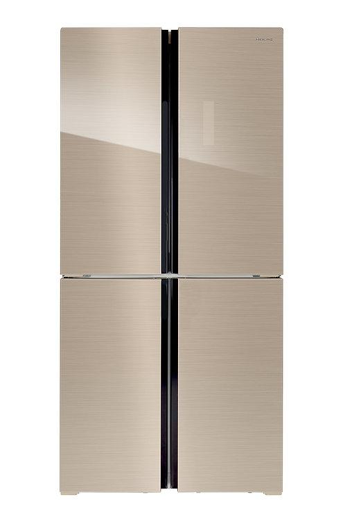 Холодильник HIBERG RFQ-490DX NFGY inverter