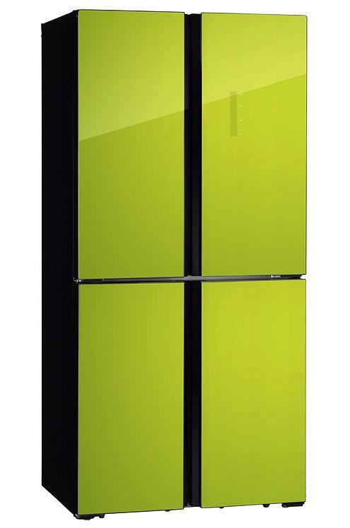 Холодильник HIBERG RFQ-490DX NFGL inverter