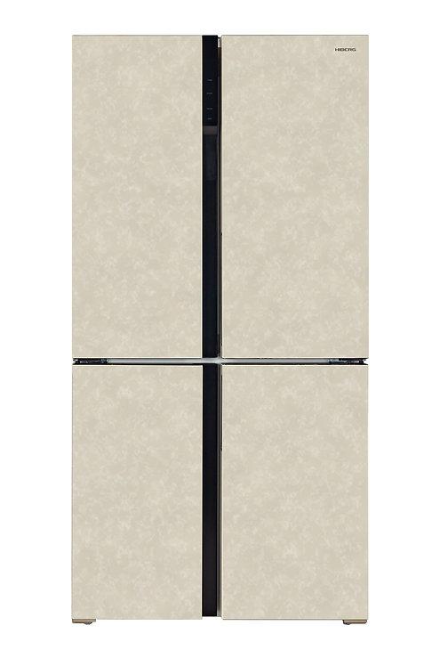 Холодильник HIBERG RFQ-500DX NFYm inverter