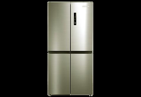 Холодильник Centek CT-1755 Bronze Inox NF INVERTER