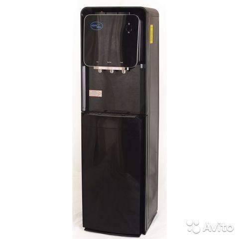 Кулер для воды AquaWell 1.5-JX-12А пкнз Black