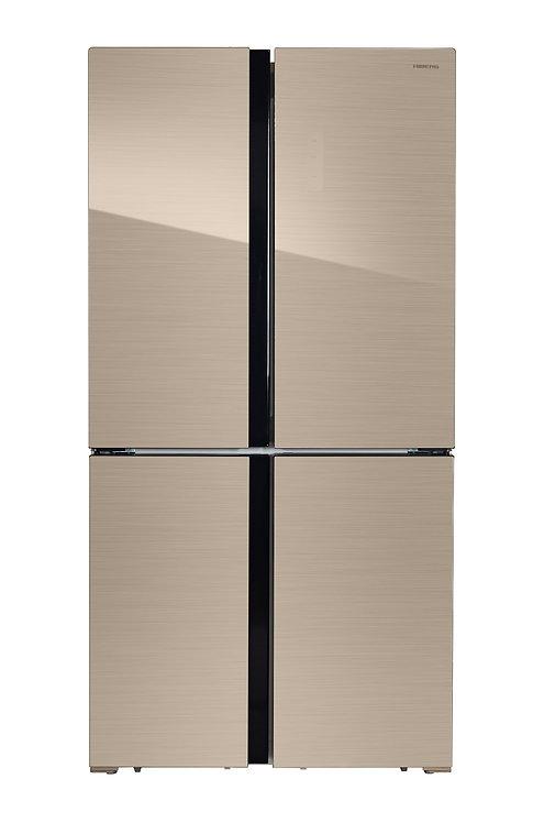 Холодильник HIBERG RFQ-500DX NFGY inverter