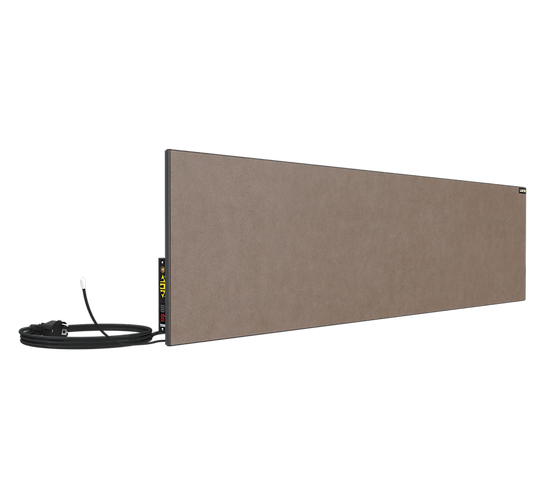 Обогреватель LUXOR W500LR DESERT со встроенным терморегулятором