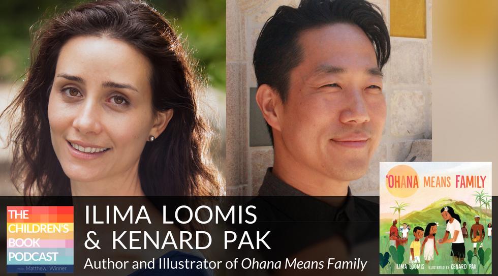 Ilima Loomis and Kenard Pak