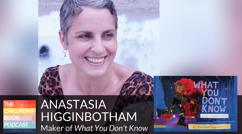 Anastasia Higginbotham