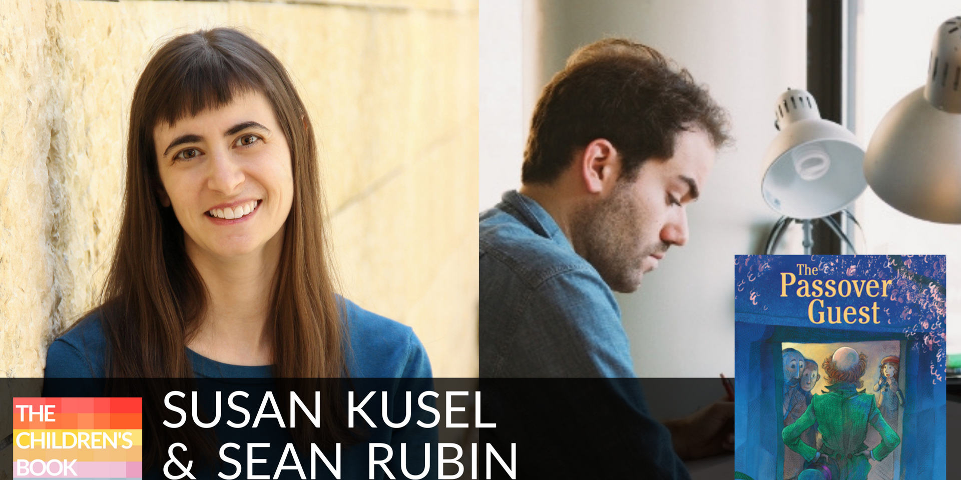 Susan Kusel and Sean Rubin