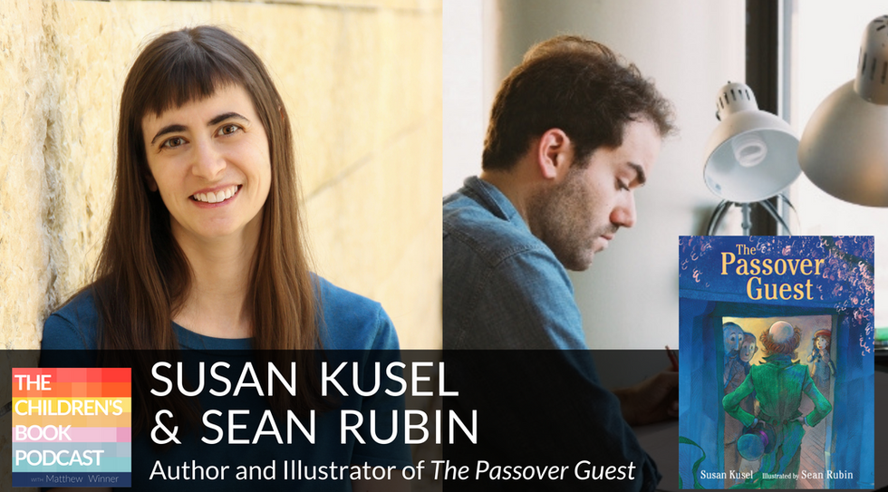 Susan Kusel and Sean Rubin
