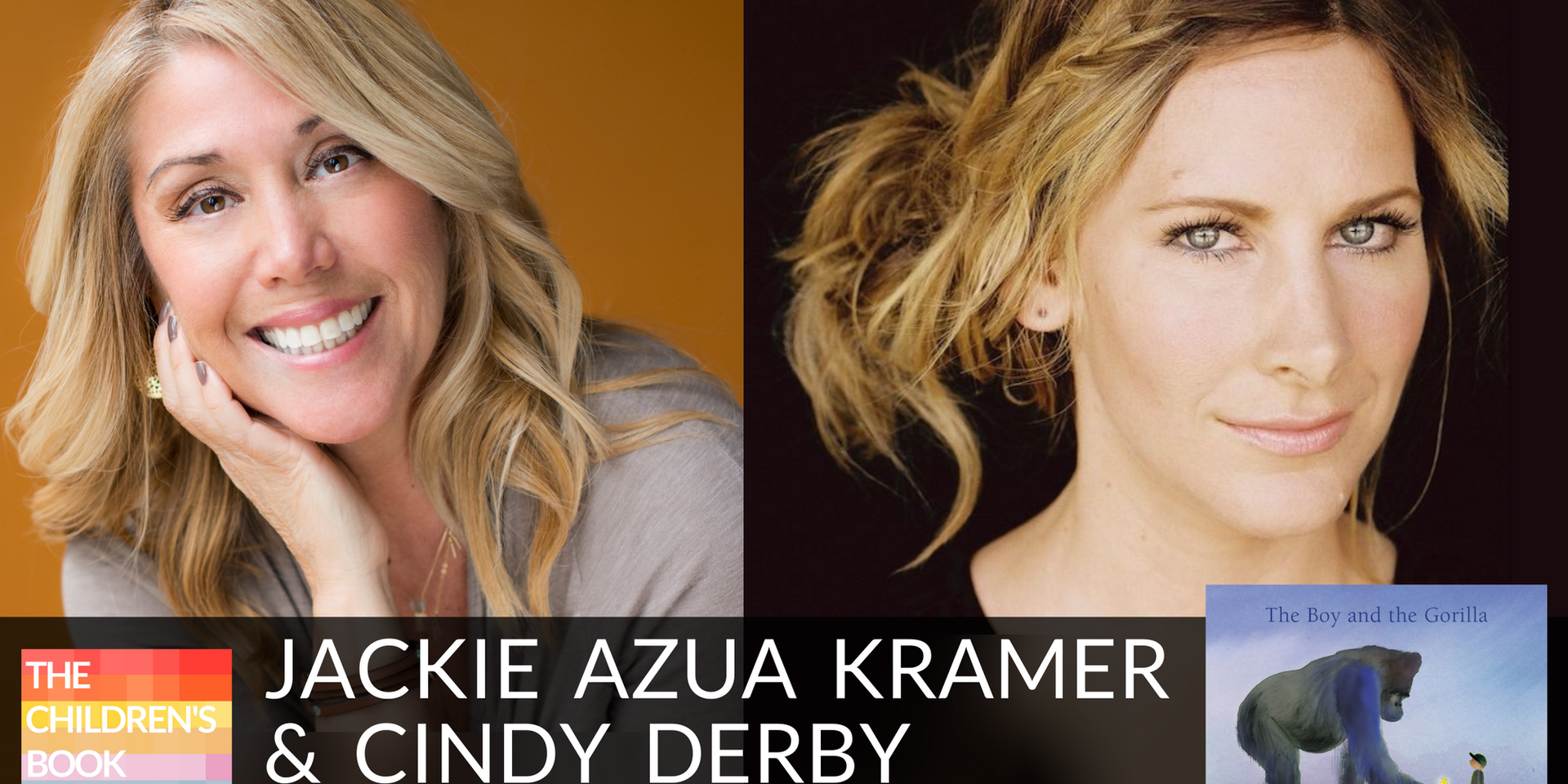 Jackie Azúa Kramer and Cindy Derby