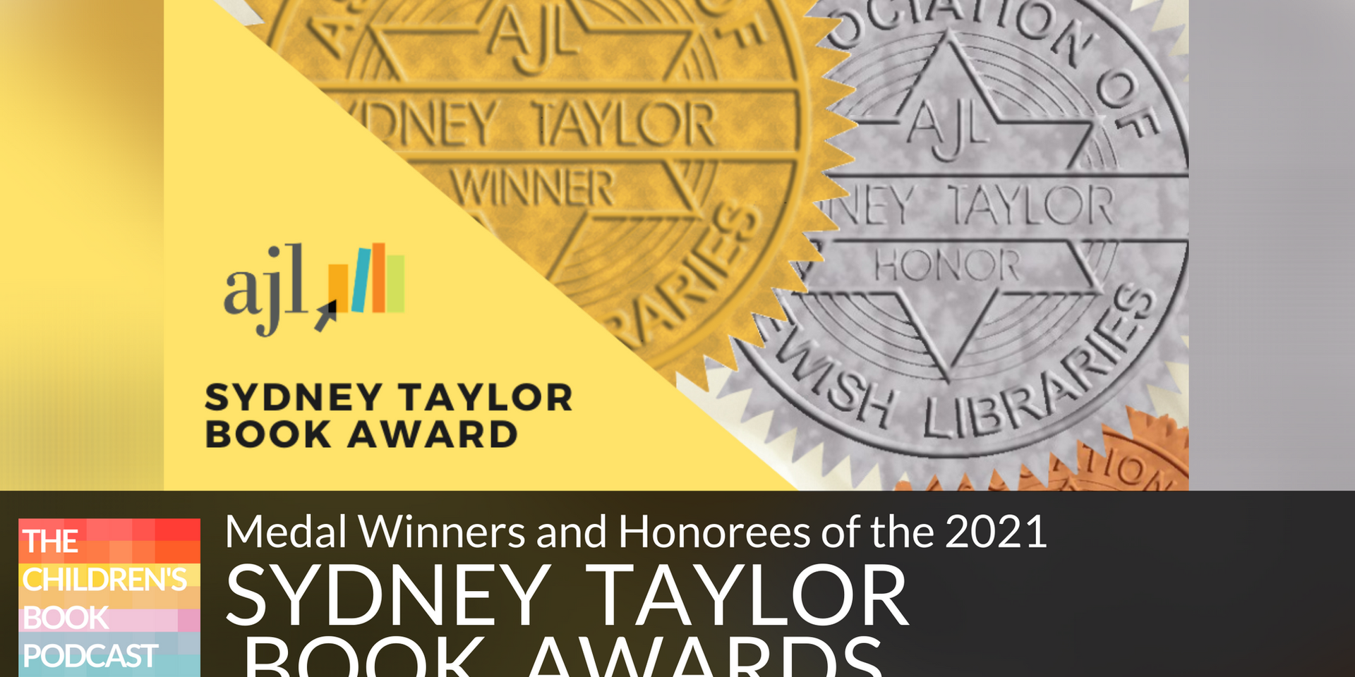 The 2021 Sydney Taylor Book Awards