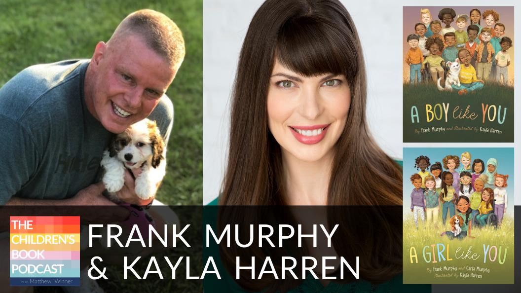 Frank Murphy and Kayla Harren