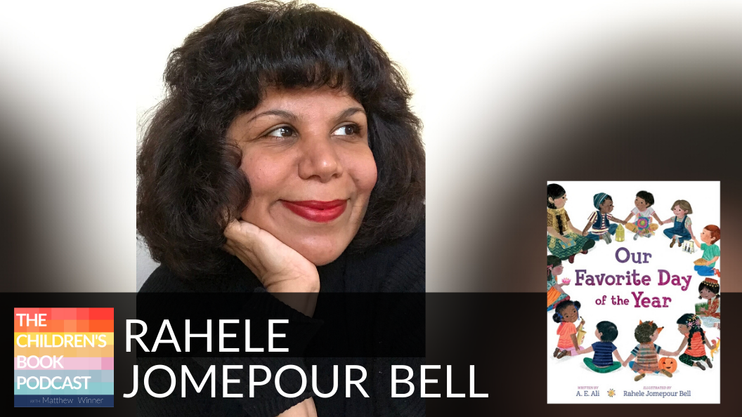 Rahele Jomepour Bell