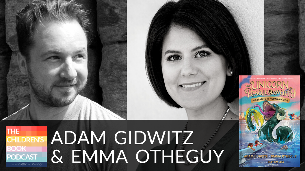 Adam Gidwitz and Emma Otheguy