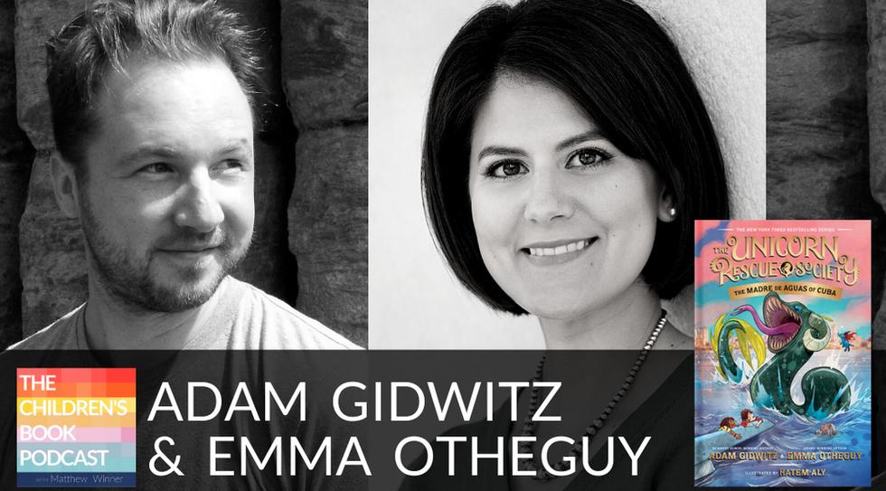 Adam Gidwitz and Emma Otheguy