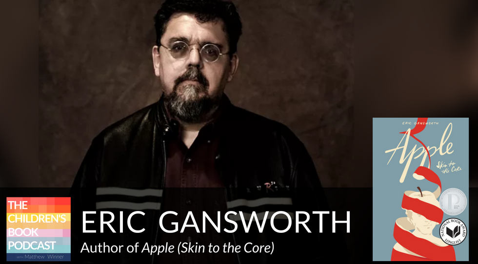 Eric Gansworth - Apple (Skin to the Core)