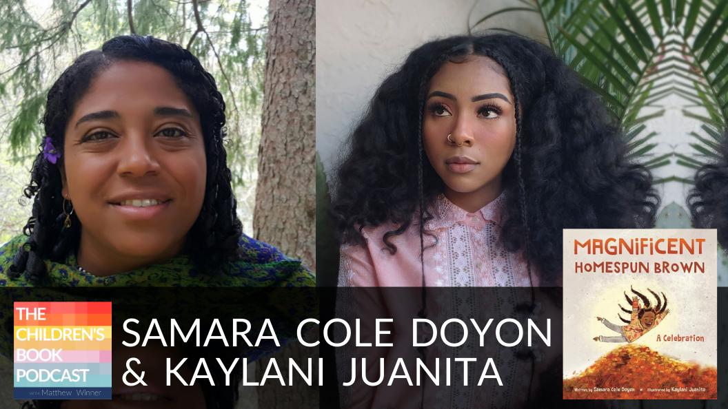 Samara Cole Doyon and Kaylani Juanita