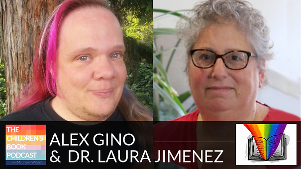 """Our """"Don't Miss"""" Books of 2018 PART 3 with Alex Gino and Dr"""