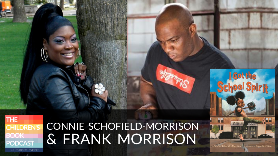 Connie Schofield-Morrison and Frank Morrison