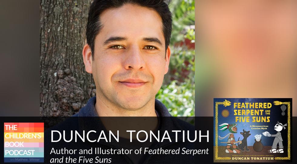 Duncan Tonatiuh