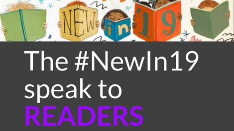 The #NewIn19 Speak to Readers