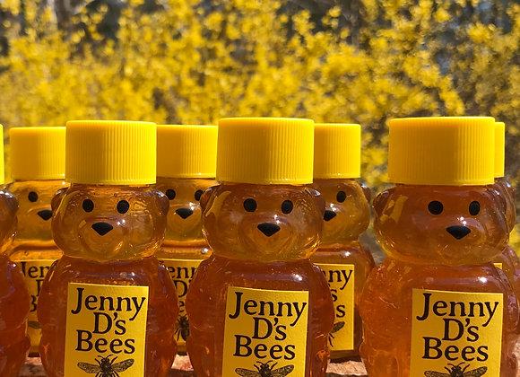 2 Ounce Honey Bears