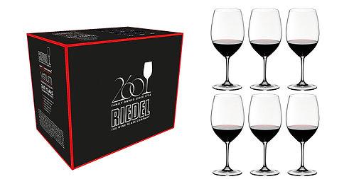 Riedel Vinum Set 2 copas Cabernet/Merlot