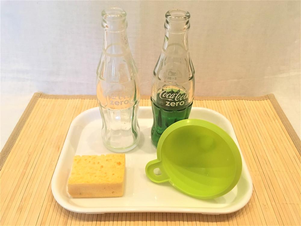 Transvasement d'eau, activité 5.