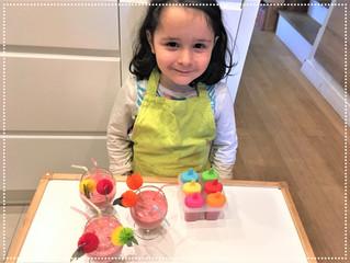 Atelier Cuisine Petites Mains : Smoothie & Glace