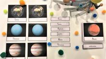 DIY Atelier : Le système solaire (PDF)