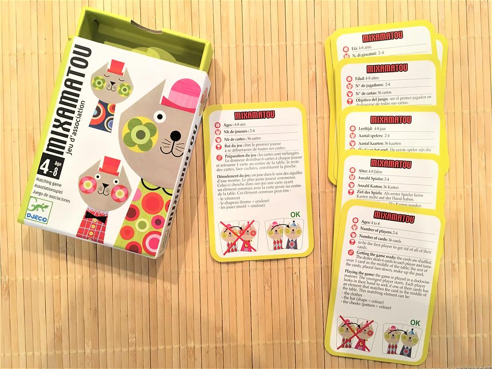 Testé à la Maison : Mixamatou pour jeunes enfants