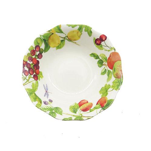 Klapp Bowl Ensalada 24.5 cm Fruta Botánica