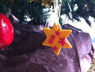 DIY de Noël: Déco/Cadeau en pâte Fimo