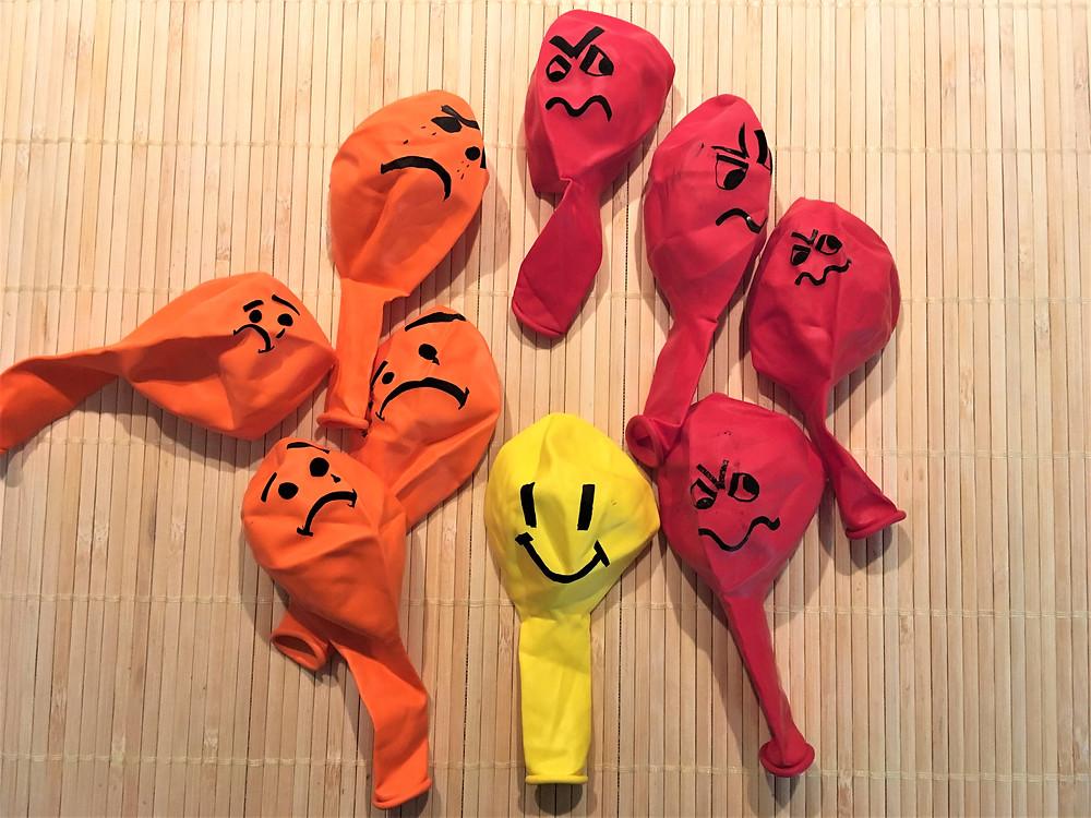 DIY Pédagogie : Les Ballons très très Forts