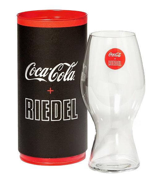 Riedel Coca-Cola Tubo con 1 vaso